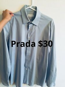 Prada shirt authentic