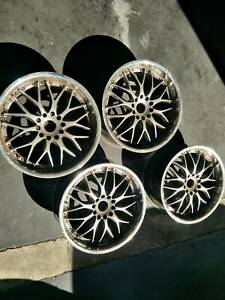 USED Mag Wheels Lidcombe Auburn Area Preview