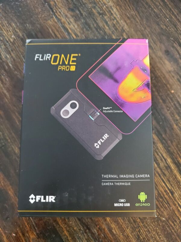 Flir One Pro LT Thermal Camera for Android Micro USB Brand New