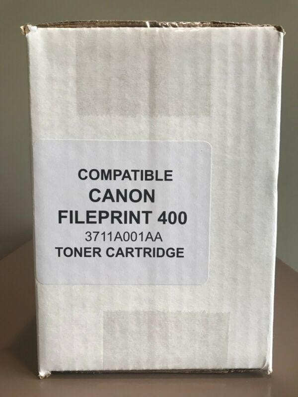 CANON FILEPRINT 400 (3711A001AA) TONER CARTRIDGE