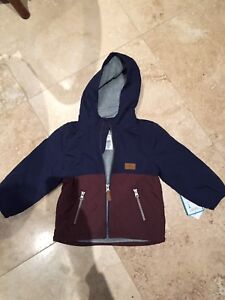 Carters jacket - brand new w/ tags!