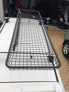 Rhino Rack: Steel Mesh Cage (Long, half 2205 x 650) Madora Bay Mandurah Area Preview
