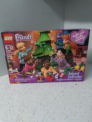 LEGO 41353 Lego Friends Christmas Advent Calendar 500pcs 24 Gifts