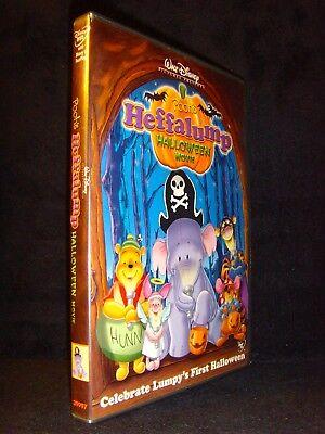 Disney•Pooh's Heffalump Halloween Movie (DVD, 2005) Mint•No Scratches•Insert•USA](Usa Halloween Movies)