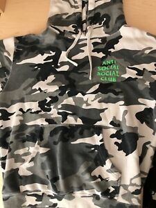 Anti Social Social Club Hoodie Medium