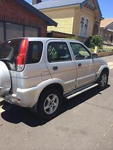 2005 Daihatsu Terios Wagon South Launceston Launceston Area Preview