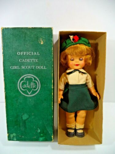 Vintage 1950s 1960 Girl Scout 11