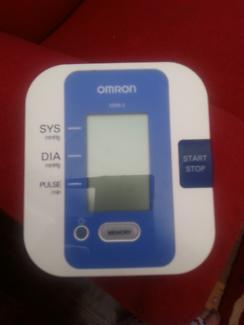 Omron Blood Pressure Machine