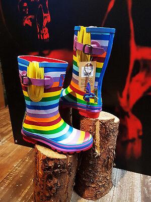 Gummistiefel Rainbow Short Wellies (Rainbow Stiefel)