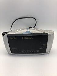 Emerson Research Smart Set Model CKS3516 Alarm Clock AM FM Radio Time Projector