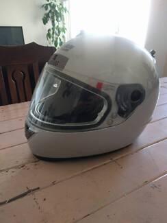 Nolan N63 Motorcycle Helmet Silver XL