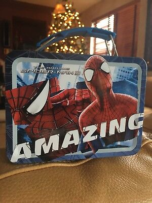 Spiderman Mini Lunch Box