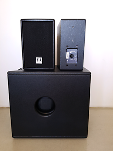 HK Audio LUCAS SMART Portable PA System Newstead Brisbane North East Preview
