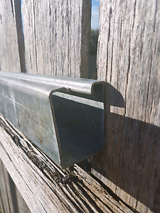 Heavy duty galvanized sliding door track Kingston Beach Kingborough Area Preview