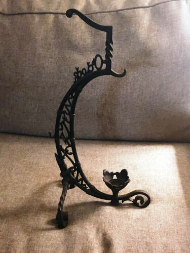 Collectible ODOCK Iron Tea Rack For Copper Tea Pot / Stand Warmer