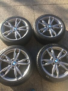 Bmw 2 series rims and tires