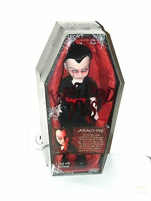 Living Dead Doll Mezco Series 10  Arachne Factory Sealed