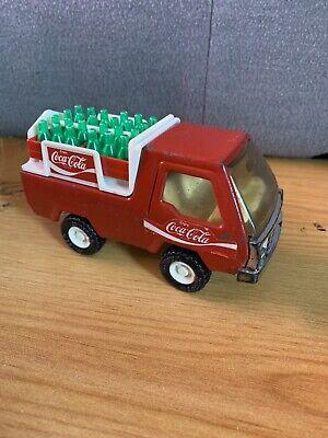 Coca Cola Toy Van 1982