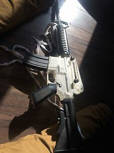 Air soft gun need gone