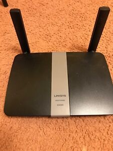Linksys router EA6350