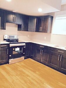 Two bedroom basement for rent $975