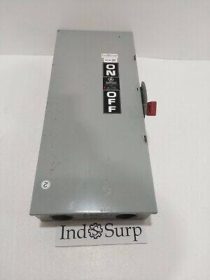 Ge Disconnect 200 Amp 240 Volt