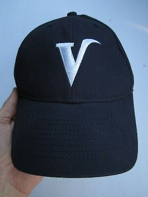 Valley National Bank Snapback Baseball Hat Cap  Navy Blue  Adult Size  Nwot