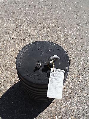 Cherne Pneumatic Test Ball Sewer Pipe Plug 10 Muni Ball 041-394