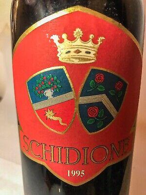 Schidione 1995 Biondi Santi
