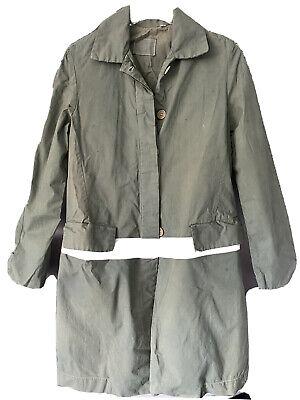 Vintage Archive Helmut Lang archive green strip jacket coat
