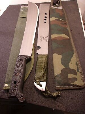 Lovely Mega Machete Buschmesser Bowie Hunting Messer Machette Macete Cauteau Coltello Sufficient Supply Camping & Outdoor