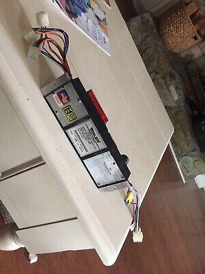 Whelen Eb6 Edge 9000 Strobe Light Bar Power Supply Part 01-0267974-00n
