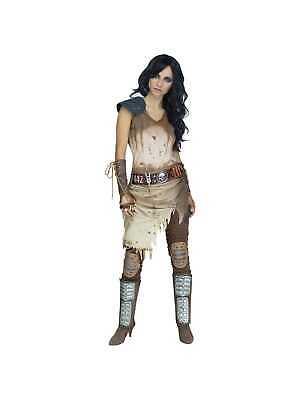 Apocalypse Warrior Women's Costume