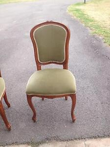 Antique chairs 6 Lake Macquarie Area Preview