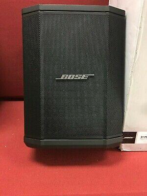 Bose S1 Pro System Multi-Position Bluetooth PA System Mint
