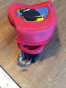 Vintage Dick Tracy mini backpack