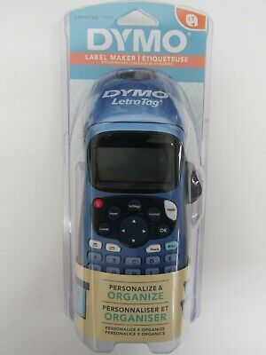 Dymo Letratag 100h Plus Handheld Label Maker For Office Or Home New