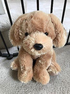 Aurora World 12 Plush Ultra Soft GOLDEN LAB Dog