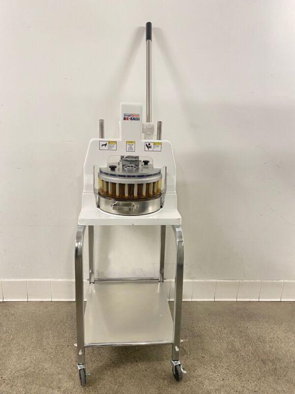 DoughXpress DX-BMIH-36 Manual Dough Divider - 9 lb. Capacity, 36 Part + Stand