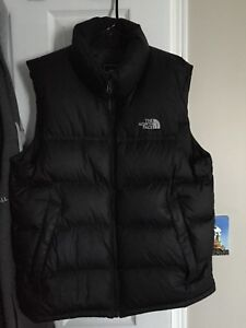 The North Face Vest (Medium)