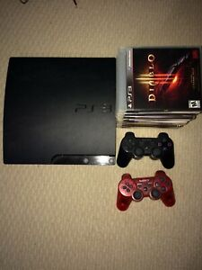 PS3 and games!!