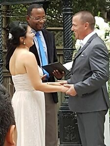 Wedding Minister /officiant