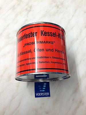 Kessel-Kit Feuerfest bis 1000 °C 1 kg Dose