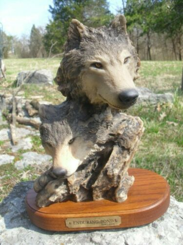 """ENDURING BOND"" Sculpture by Randy Reading"