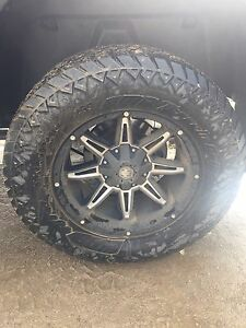 dodge ram 1500 aftermarket wheels