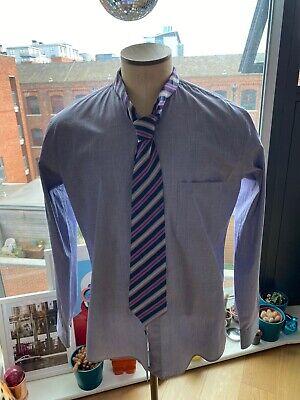 Vintage Alexander Mcqueen Shirt With Tie Detail Sz 50