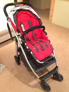 Uppababy ALTA pram and bassinet Queens Park Canning Area Preview