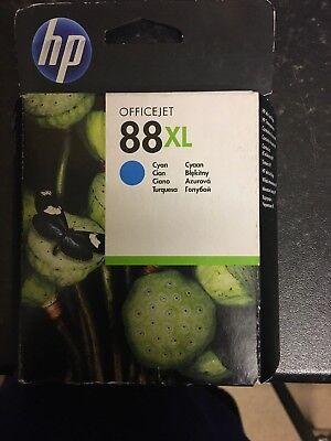 Brand New HP 88XL Inkjet Cyan - 88 Cyan Inkjet