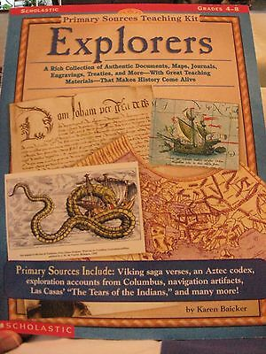 TEACHERS: Primary Sources Teaching Kit :