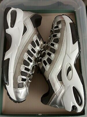 Worn 3x, Puma x Blends Cell Endura Chunky Dad Sneaker Trainer SIlver - UK 10